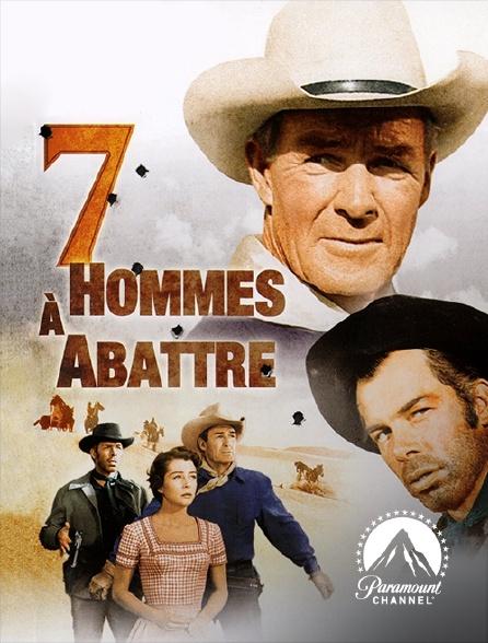 Paramount Channel - Sept hommes à abattre