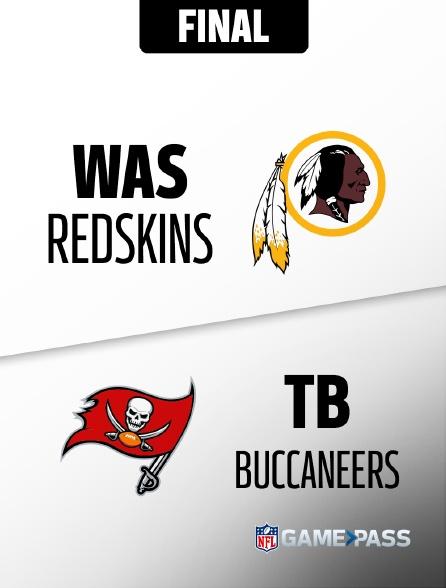 NFL 08 - Redskins - Buccaneers en replay