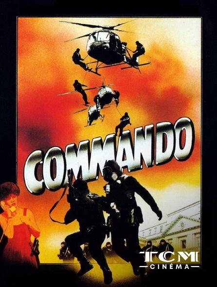 TCM Cinéma - Commando