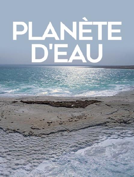 Planète d'eau
