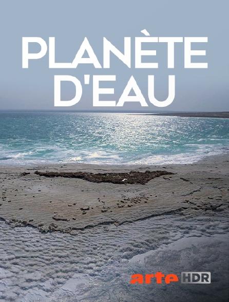 Arte HDR - Planète d'eau