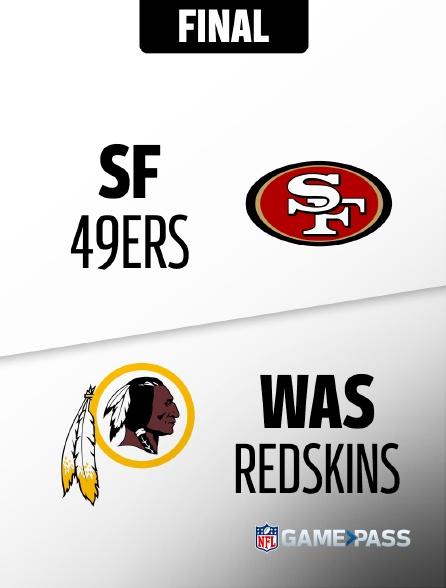 NFL 09 - 49ers - Redskins
