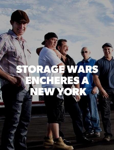 Storage Wars : New York