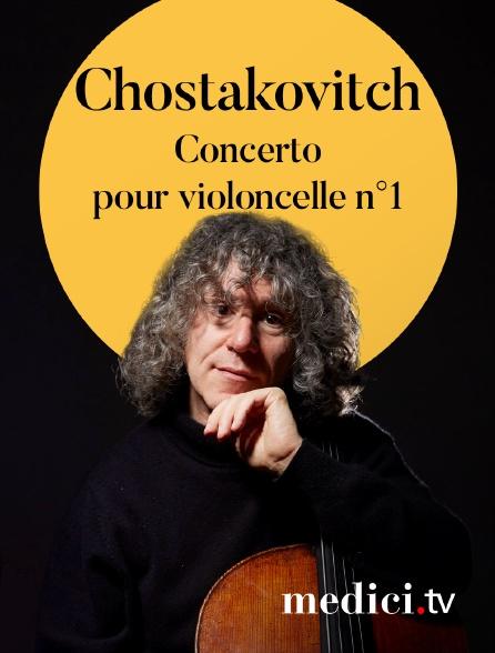 Medici - Chostakovitch, Concerto pour violoncelle n°1 - Steven Isserlis, Teodor Currentzis, Mahler Chamber Orchestra - Concertgebouw, Bruges