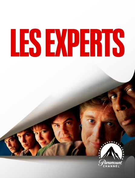 Paramount Channel - Les experts