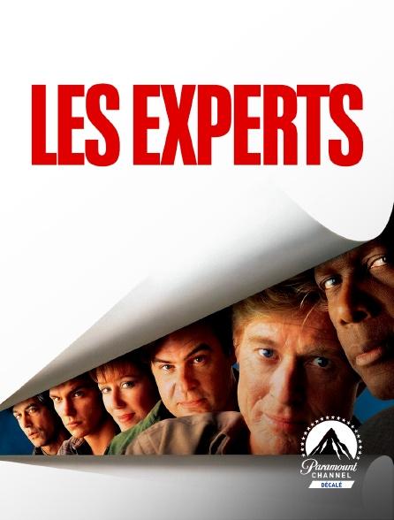 Paramount Channel Décalé - Les experts