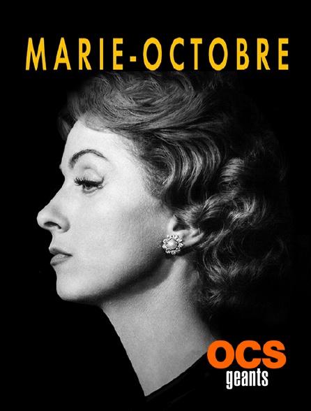 OCS Géants - Marie-octobre