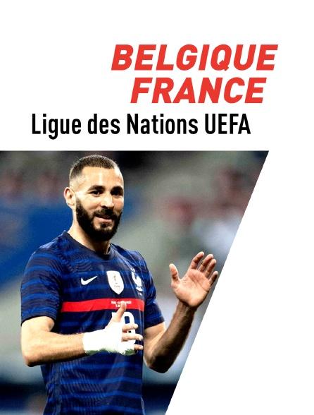 Football : Ligue des Nations UEFA - Belgique / France