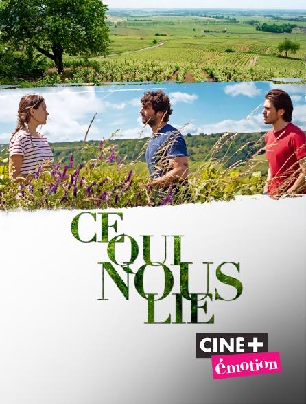 Ciné+ Emotion - Ce qui nous lie