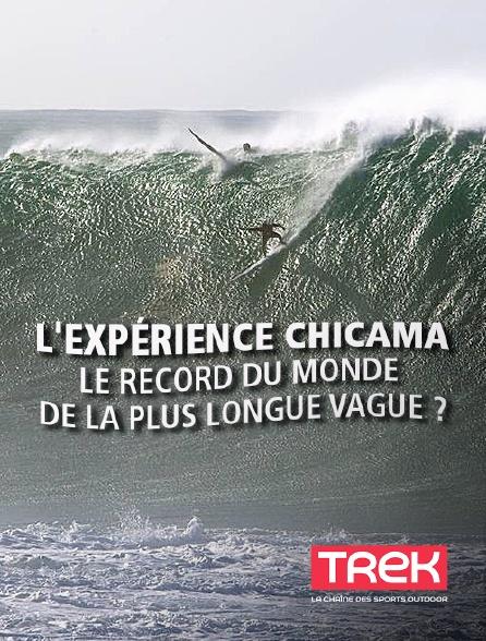 Trek - L'expérience Chicama: le record du monde de la plus longue vague?