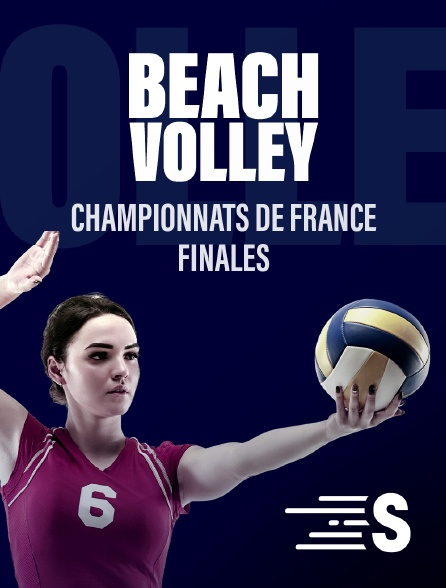 Sport en France - Championnats de France de beach volley - Finales 2019
