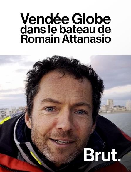 Brut - Dans le bateau de Romain Attanasio, de retour de son Vendée Globe