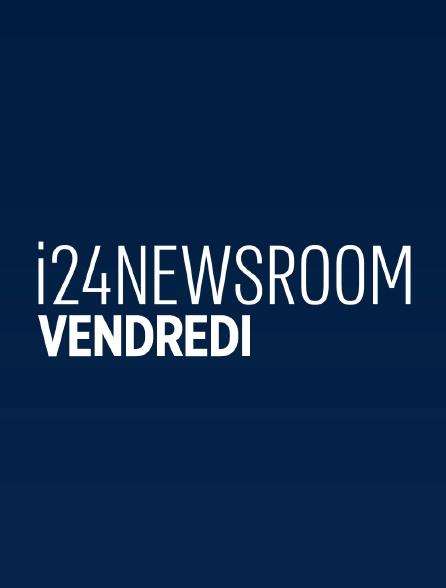 i24news Room Vendredi