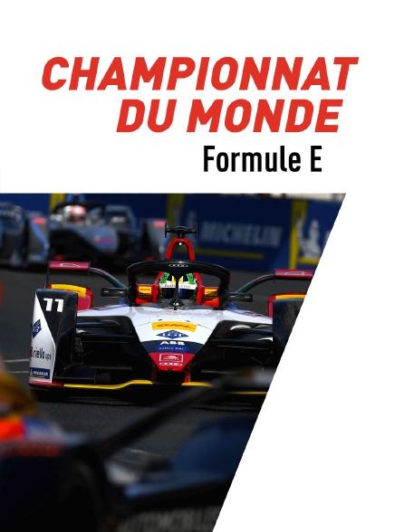 Formule E : Championnat du monde