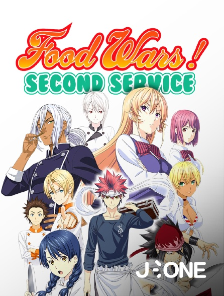 J-One - Food Wars, The Fifth Plate