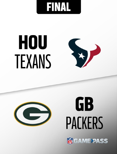 NFL 09 - Texans - Packers