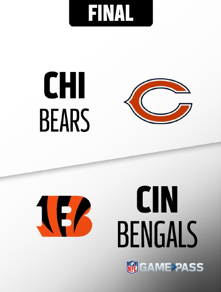 NFL 02 - Bears - Bengals
