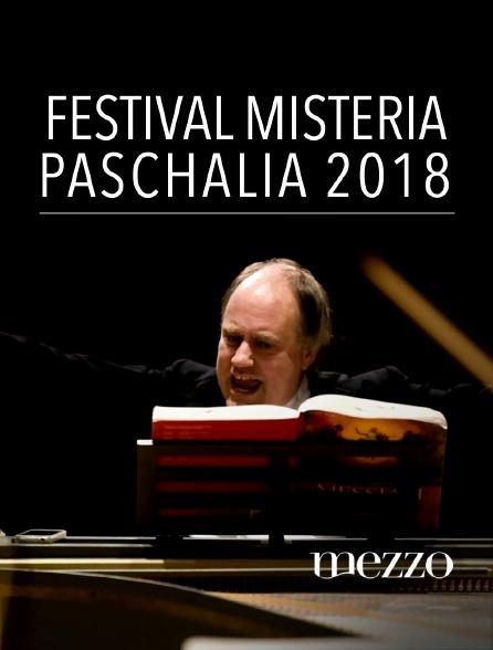 Mezzo - Festival Misteria Paschalia 2018