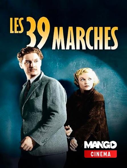 MANGO Cinéma - Les 39 Marches