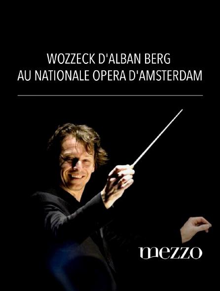 Mezzo - Wozzeck d'Alban Berg au Nationale Opera d'Amsterdam