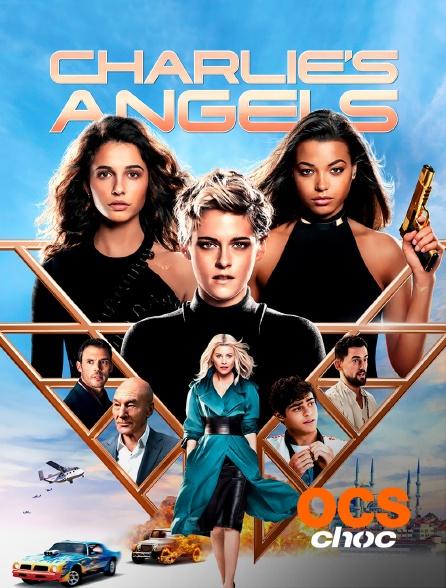 OCS Choc - Charlie's Angels
