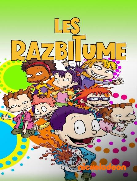 Nickelodeon - Les Razbitume
