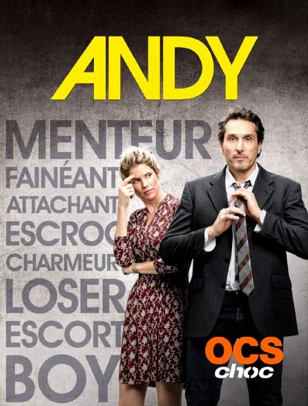 OCS Choc - Andy