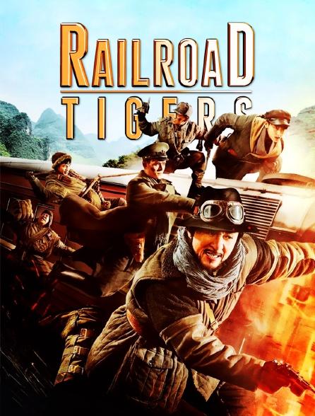 Railroad Tigers Stream