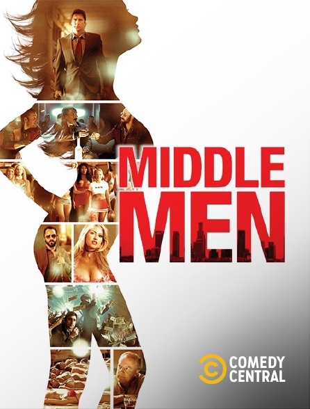 Comedy Central - Middle men
