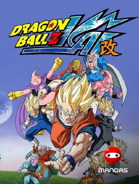 Mangas - Dragon Ball Z Kai