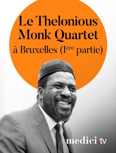 Medici - Le Thelonious Monk Quartet en concert à Bruxelles (1ère partie)