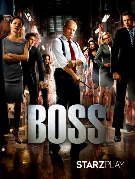 StarzPlay - Boss