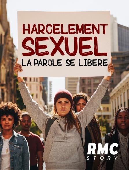 RMC Story - Harcèlement sexuel, parole libérée