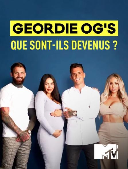 MTV - Geordie OG's : Que sont-ils devenus ?