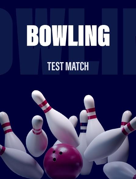 Bowling : Test match