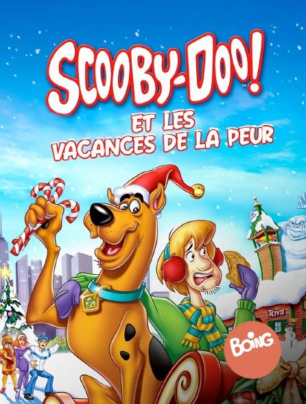 Boing - Scooby-doo! Et les vacances de la peur