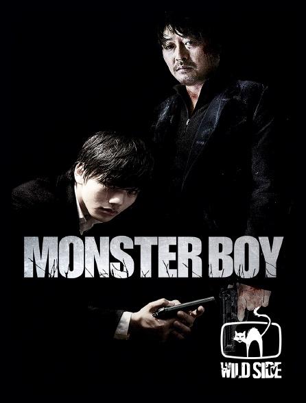 Mango - Monster boy : Hwayi