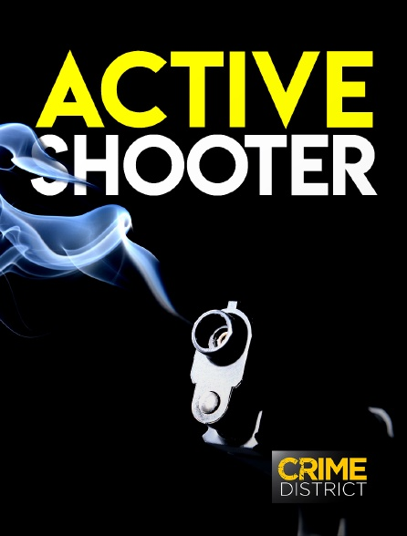 Crime District - Active Shooter