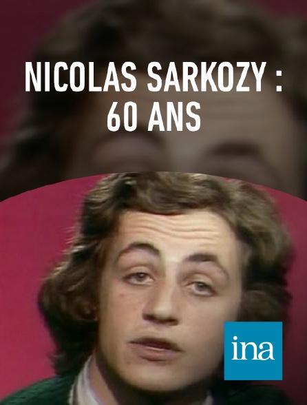 INA - Nicolas Sarkozy, jeune militant UDR