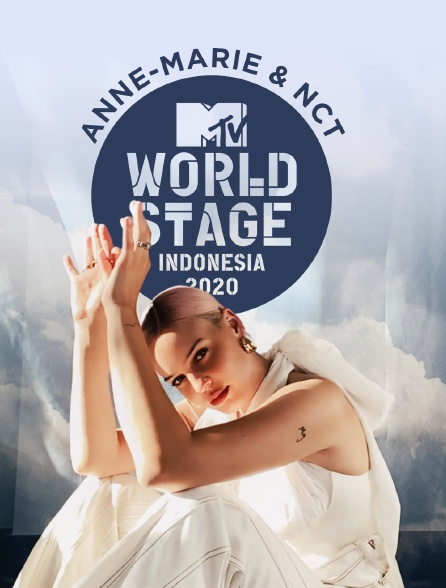MTV World Stage Indonesia : Anne-Marie & NCT