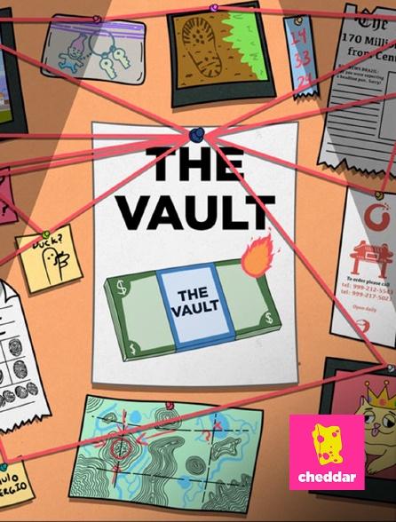 Cheddar - The Vault