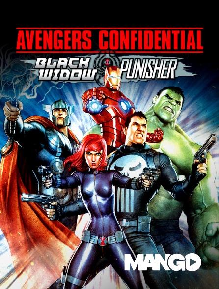 Mango - Avengers Confidential : La Veuve noire et le Punisher