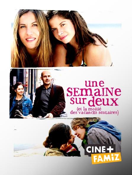 Ciné+ Famiz - Une semaine sur deux (et la moitié des vacances scolaires)