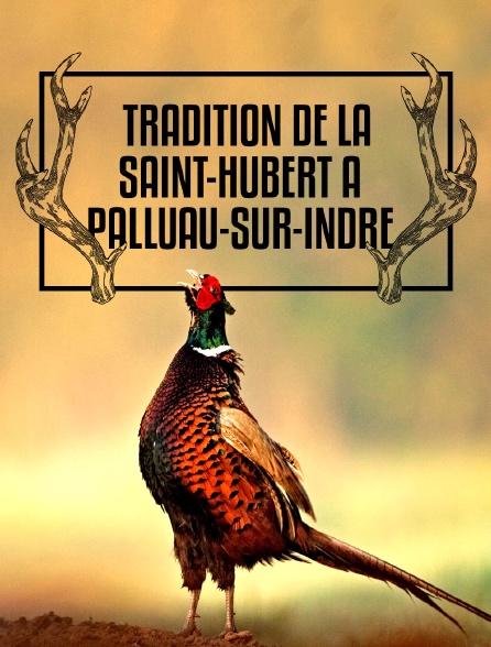 Tradition de la Saint-Hubert à Palluau-sur-Indre