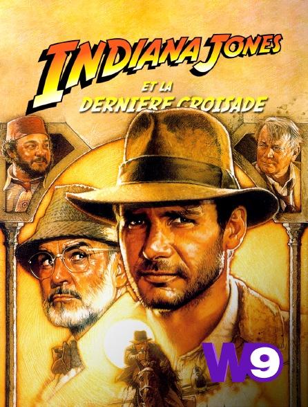 W9 - Indiana Jones et la dernière croisade