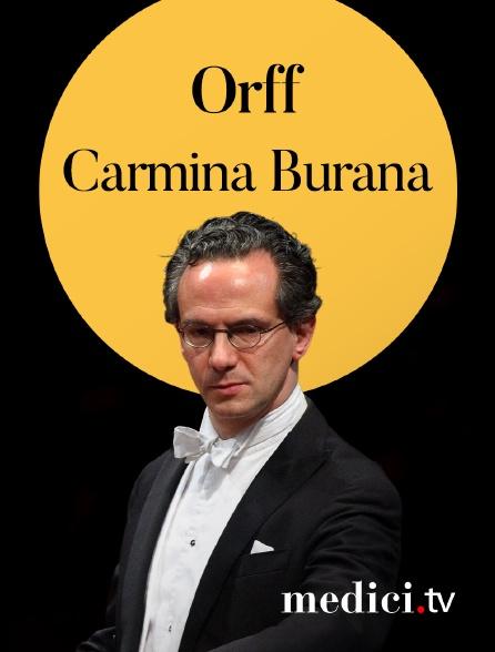Medici - Orff, Carmina Burana - Fabio Luisi, Danish National Symphony Orchestra - Opéra de Copenhague