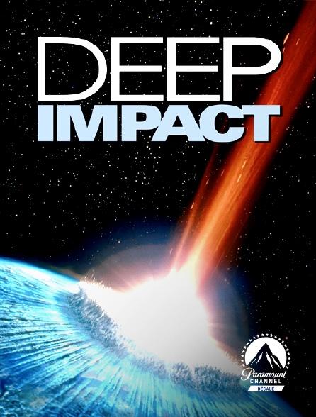 Paramount Channel Décalé - Deep Impact
