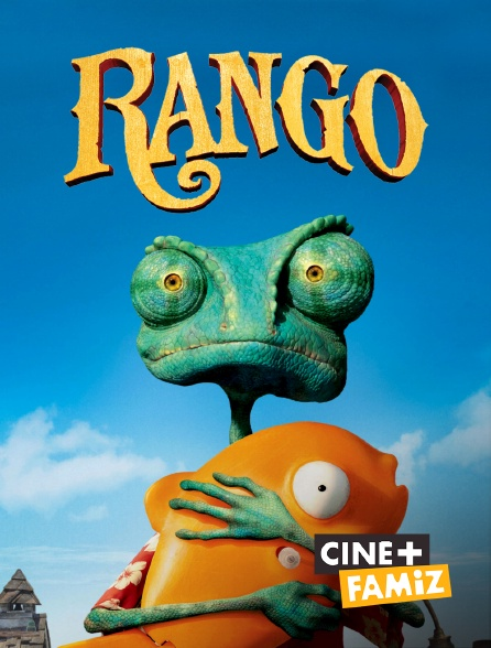 Ciné+ Famiz - Rango