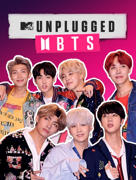 MTV Unplugged: BTS