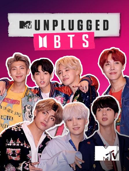 MTV - MTV Unplugged: BTS